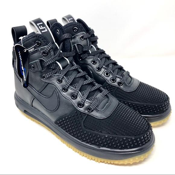 najlepszy wybór strona internetowa ze zniżką całkiem tania Nike Lunar Air Force 1 Duckboot Gum 805899-003 NWT
